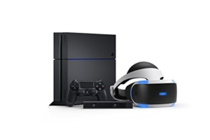 Playstation 4 mit Playstation VR & PS4 COntroler