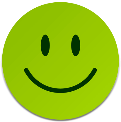 preis-leistungs-king-smiley-green