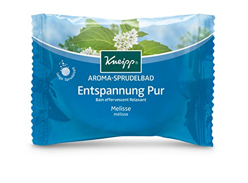 Kneipp Aroma-Sprudelbad Entspannung Melisse -