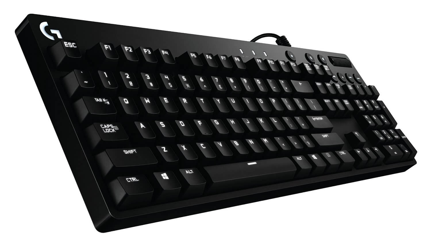 Logitech-G610-Orion-Gaming-Tastatur