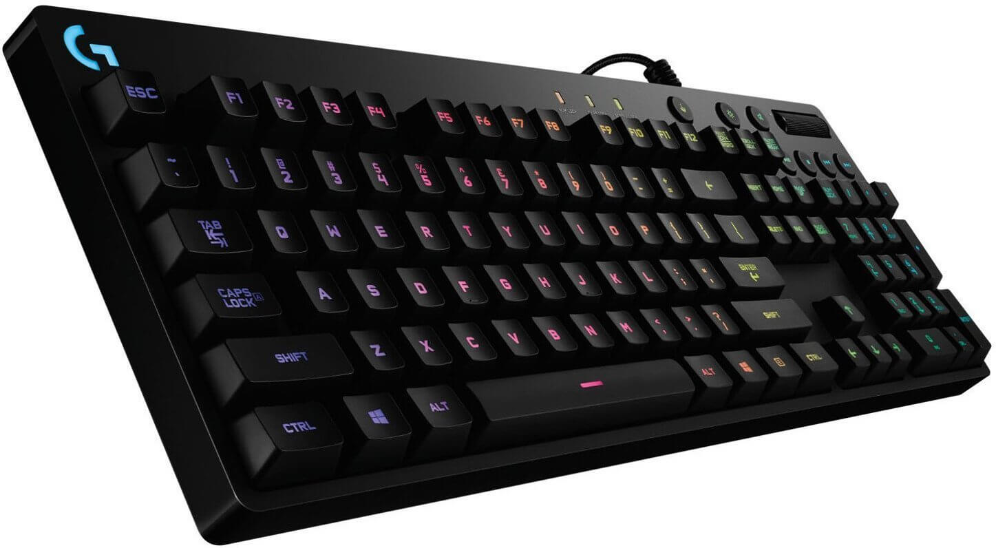 Logitech-G810-Orion-Spectrum-Gaming-Tastatur