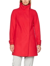 Roter Damen Kurzmantel von  United Colors of Benetton-1