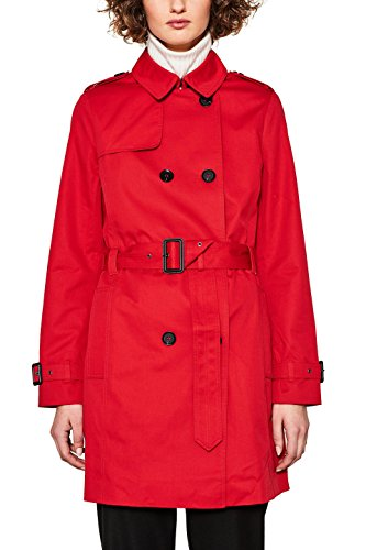 finest selection 7b940 a63a5 Roter Damen Mantel (Trenchcoat) von ESPRIT