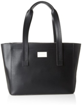 Damen Shopper Handtasche 'Feather Light' von comma, in Schwarz-1