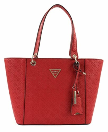 Damen Shopper Handtasche 'Kamryn' von Guess in Rot-1