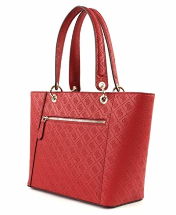Damen Shopper Handtasche 'Kamryn' von Guess in Rot-5