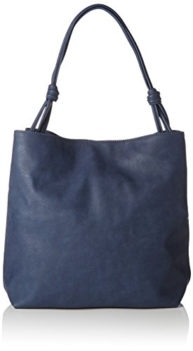 Damen Tote-Bag Handtasche von ESPRIT in Navy Blue-1