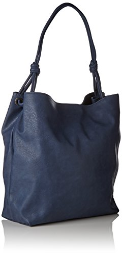 Damen Tote-Bag Handtasche von ESPRIT in Navy Blue-2