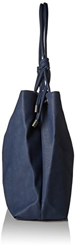Damen Tote-Bag Handtasche von ESPRIT in Navy Blue-3
